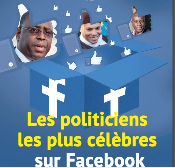 Top 20 des hommes politiques sénégalais les plus célèbres sur les réseaux sociaux?