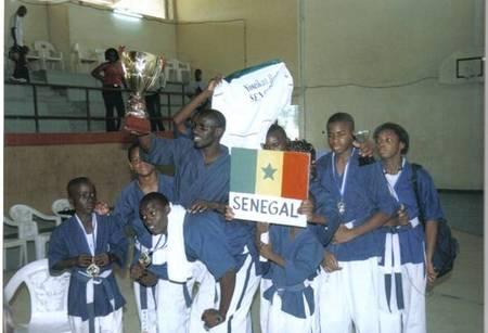 2èmes Championnats d'Afrique de Yoseikan Budo : Le Sénégal, champion d'Afrique 2009 à Abidjan