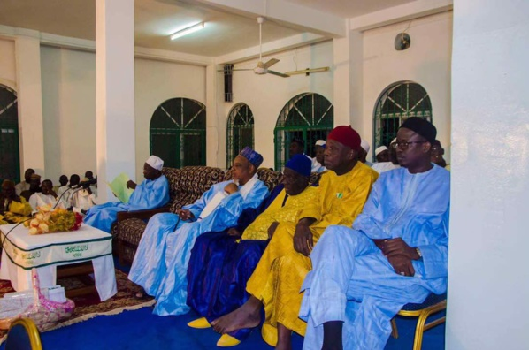 Gamou annuel de la Patte d'Oie: Le maire de Dakar Khalifa Sall a honoré ses engagements.