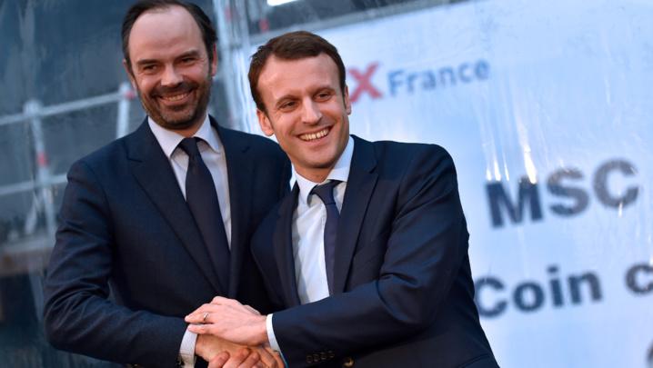 URGENT : Émmanuel Macron nomme Edouard Philippe Premier ministre