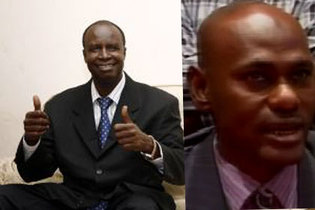 Kalidou Diallo recule