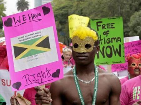 Chasse aux homos en Afrique
