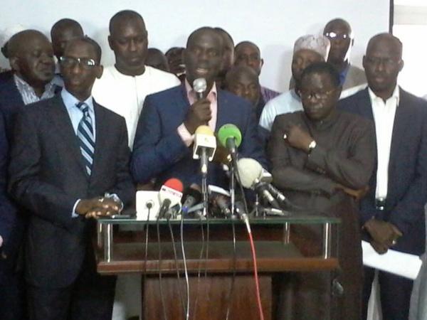 La Coalition Mankoo Taxou Sénégal exige la libération immédiate du maire de la ville