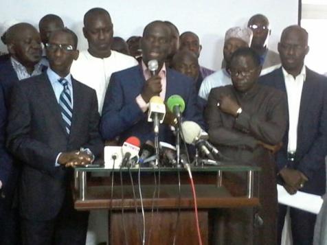 Le maire de la ville de Dakar est privé d'information et de mosquée par le président de la République, selon le SG du Fsd-Bj