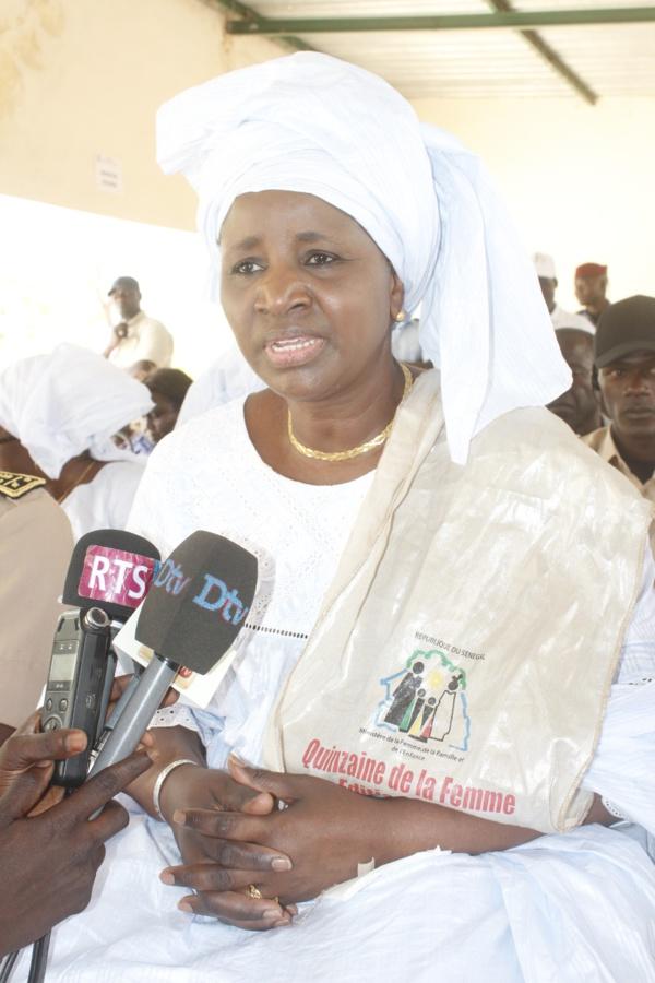 Quinzaine de la femme à Sédhiou: Mariama Sarr recadre la députée socialiste Khady Mané