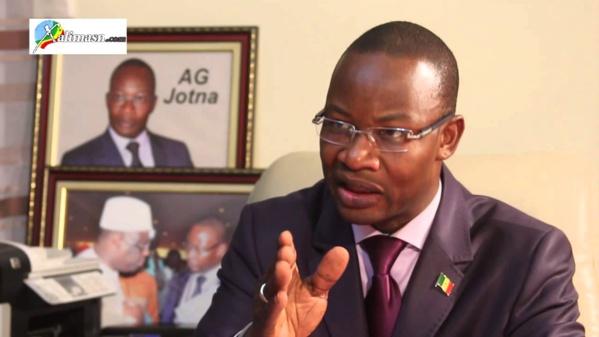 Me Moussa Diop, Directeur général de Dakar Dem Dikk et leader d'AG/Jotna.