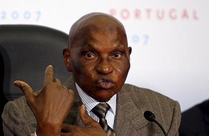 Abdoulaye Wade sur sa médiation : ''je ne suis pour aucun des partis en conflit''