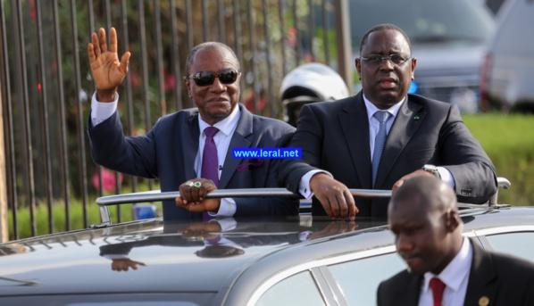 Macky Sall, nouveau président de l'OMVS: « En prenant le témoin des mains de notre frère le Pr Alpha Condé, j'ai à cœur d'aider à la consolidation de ce précieux legs »