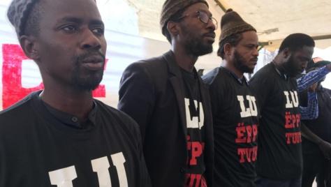 Législatives: Y en Marre rétablit la vérité sur sa supposée participation