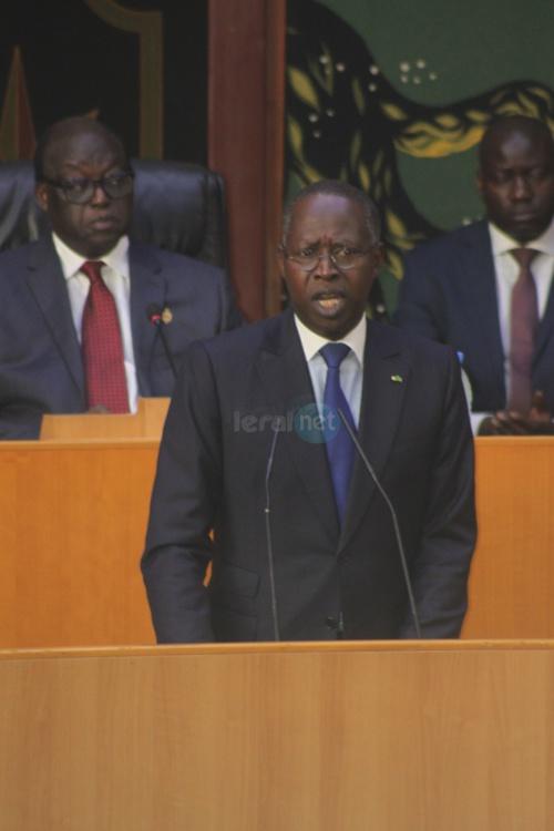 Le Premier ministre Boun Abdallah Dionne : « Le Sénégal aura au moins 25% sur les ressources pétrolières trouvées »