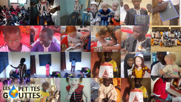 Les Petites gouttes au Cdeps de Petit  Mbao ce samedi pour un soutien aux personnes les plus vulnérables