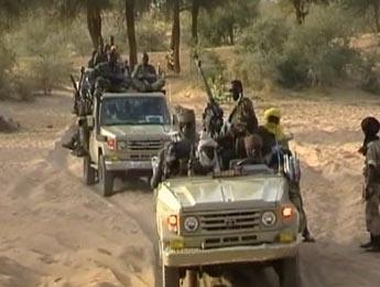 Les rebelles localisés et bombardés par l'armée tchadienne