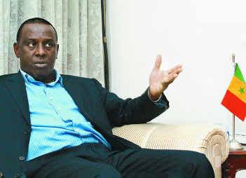 Le ministre sénégalais des A.E. en Mauritanie avec un plan de sortie de crise