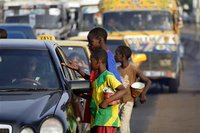 Gambie : La police traque les mendiants