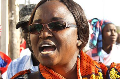 Elène Tine: « Les femmes de Mankoo sont déterminées à faire face à Macky Sall »