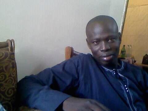 Pape Aliou Wilane, le coordonnateur départemental de Rewmi à Kaffrine.