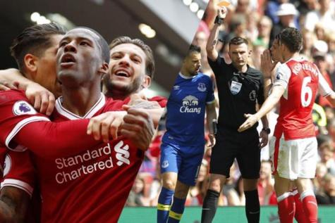 Fin de la Premier League 2017: Liverpool termine quatrième et jouera les barrages de la C1, à l'inverse d'Arsenal exclu du Big Four