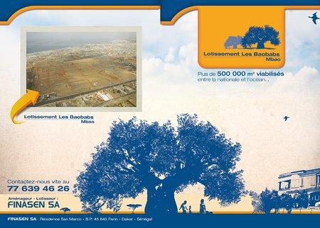 Relance:Lotissement les Baobabs: Informations générales