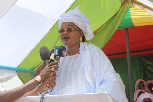 Aïda Mbodj à Mariama Sarr : « notre aspiration aujourd'hui, ce n'est plus d'être ministre, mais de remplacer le président de la République Macky Sall »
