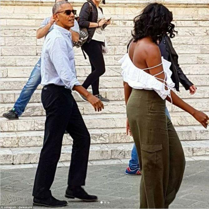 13 photos : Michelle Obama s'est métamorphosée