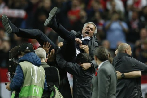 Manchester United : José Mourinho entre un peu plus dans l'histoire