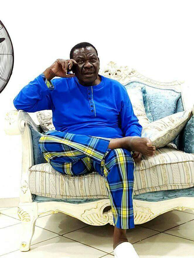 Cheikh Béthio Thioune en mode relaxe à Médinatoul Salam; Regardez…