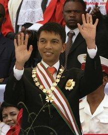 Madagascar : Le Collectif GTT promet un marquage à la culotte à Andry Rajoelina
