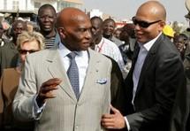Réaménagement du gouvernement: Wade renforce Karim et réajuste