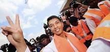 Rajoelina à Dakar : Rajoelina à Dakar