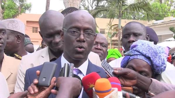 Sénégal : L'ancien ministre de l'Energie sur le point de publier un livre