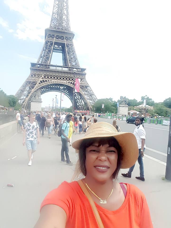 """Le Ramadan de l'épouse de Cheikhouna de Wiri Wiri à Paris, l'ex-comédienne Diéwo Sow  """"Touly"""""""