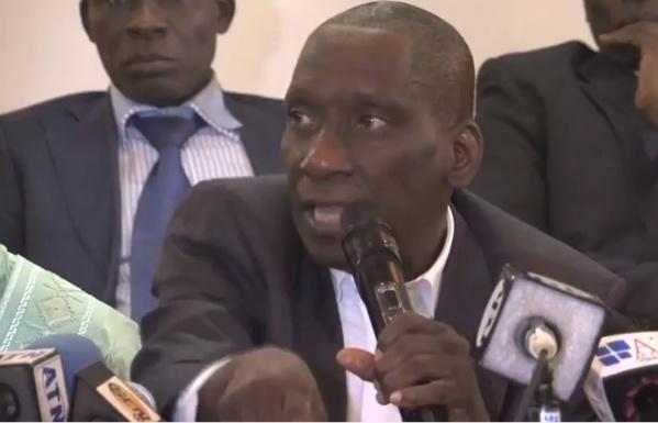 Situation De Manko Taxawu Senegaal : Les précisions de Mamadou Diop Decroix