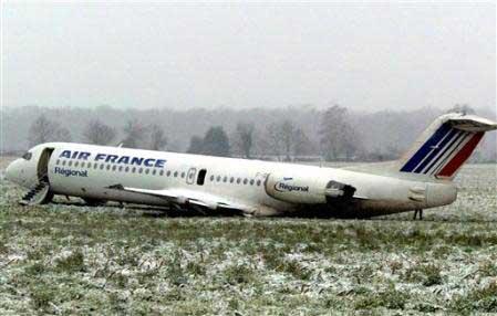 Le vol d'air france porté disparu : Un gambien et un Sud africain parmi les passagers.