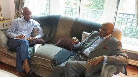Rencontre Me Abdoulaye Wade-Cellou Dallein Diallo à Versailles: les coulisses des échanges entre les deux personnalités