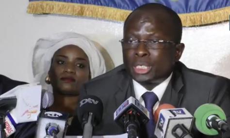 Législatives: Modou Diagne Fada quitte le navire de Gakou & Cie pour endosser sa propre coalition Mankoo Yeesal Senegaal