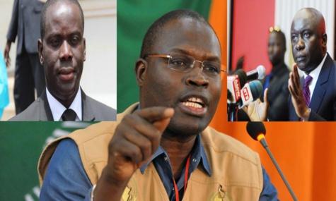 Manko Taxawu Senegaal : Barthélémy Dias, tête de liste départementale de Dakar, Idy de Thiès, Gakou de Guédiawaye