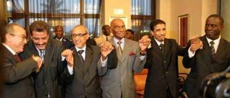 Mauritanie : les pôles politiques signent un accord reportant la tenue de l'élection présidentielle