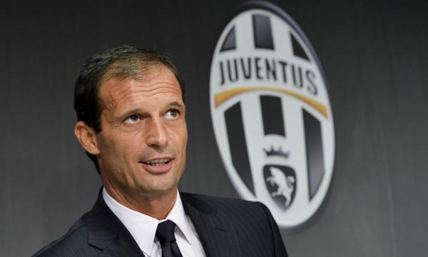"Massimiliano Allegri (Juventus Turin) : ""La BBC ? Des B on en a plein"""