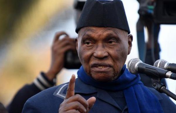 """Wade, tête de liste de """"Wattu Sénégal: """"j'ai 91 ans, je me porte bien et j'arrive"""""""