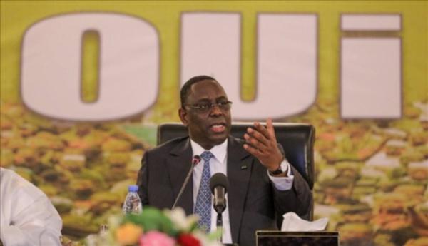 Appel aux candidats recalés à la députation, Macky Sall préconise une acceptation militante des investitures