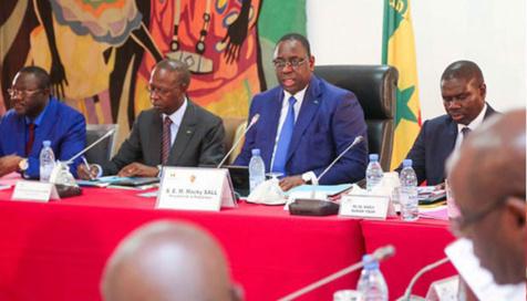 Conseil des ministres: Macky Sall demande un audit foncier de la zone des Niayes