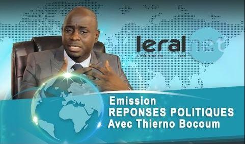 """Idrissa Seck: «Je suis vraiment meurtri que Thierno Bocoum ne soit pas sur les listes"""""""