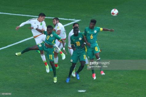 Mondial U20: L'aventure s'arrête en huitième pour le Sénégal