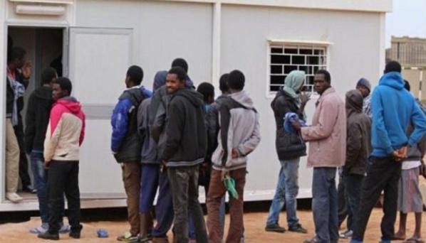 360 Sénégalais rapatriés de la Libye