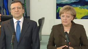 José Manuel Barroso fait campagne pour sa reconduction
