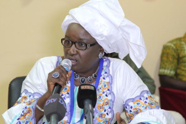 Investitures à Mankoo Taxawu Senegal : Hélène Tine dans tous ses états