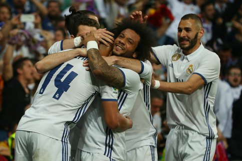 Ronaldo offre le ''duodecima'' au Réal Madrid — Finale LDC