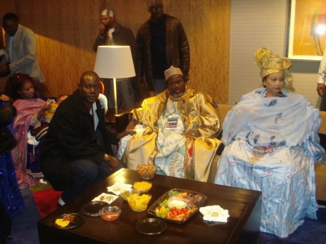 Photos : Adjaratou Fatou Samb Cissé et le Dahira Safa Wal Marwa de Médina Baye