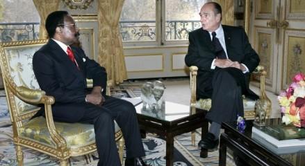 [ REVELATION ] Bongo a financé la campagne de Jacques Chirac