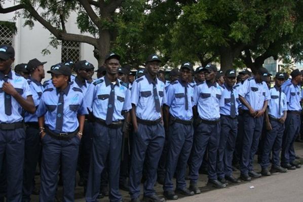 Agence de sécurité de proximité -ASP: La deuxième promotion au garde-à-vous